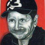airbrushed Dale Earnhardt